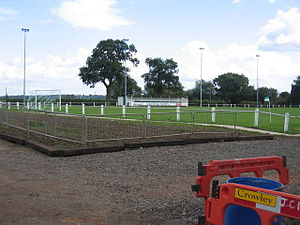 Coleshill Town F.C. - Pack Meadow