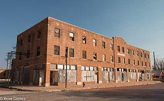 Paducah, Texas - Image: Paducahdowntown 2 (1 of 1)