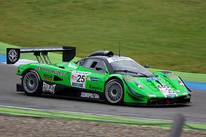 PK Carsport - Herbeck racing the Zonda GR at the Hockenheimring
