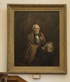 Painting of Sam Houston, by William Henry Huddle, in the House of Representatives chamber in the Texas Capitol in Austin, Texas LCCN2014632097.tif