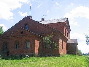 Rundēni Parish - Pakalnu Manor House