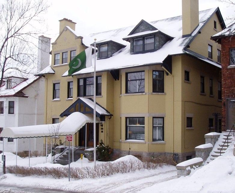 Pakistan, Ottawa