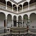 Palacio de Mañara (Sevilla). Patio principal.jpg