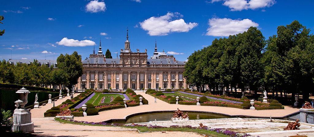 File palacio y jardines de san ildefonso jpg wikimedia for Jardines san ildefonso