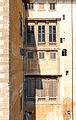 Palazzo pitti, finestre lato sud.JPG