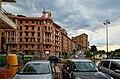 Palazzo stile Liberty e Chiesa dei Santi Pietro e Bernardo - panoramio.jpg
