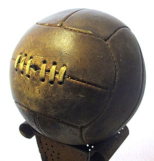 1938 FIFA World Cup - A ball from the tournament