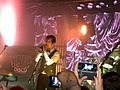 Panicǃ at the Disco performing in 2011.jpg