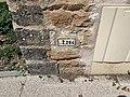 Panonceau PK 2,264 Route N79 Route St Laurent Replonges 3.jpg