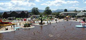 Bešeňová - Water park in Bešeňová