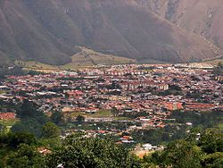 Panorama de Ejido, Estado Merida.JPG