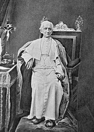 Jesuit Estates Act - Pope Leo XIII