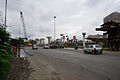 Parama-Park Circus Flyover Under Construction - Parama Island - Kolkata 2012-07-31 0529.JPG