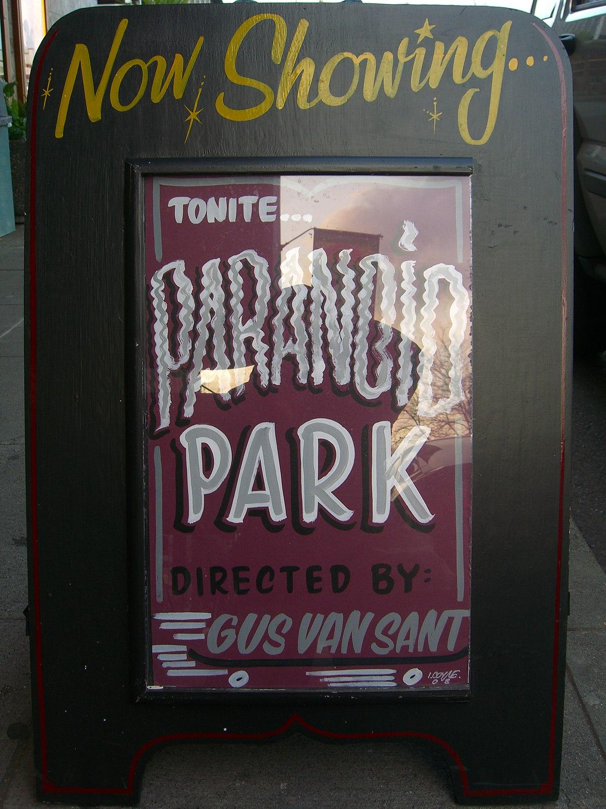 Paranoid Park - Wikipe... Taylor Momsen