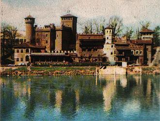 Turin International - Parco del Valentino.