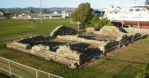 Fort Parramatta - Fort Parramatta in its current state