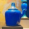 Paris - Toutânkhamon, le Trésor du Pharaon - Vase heset en faïence - 001.jpg