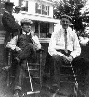 Parker Brothers - George Swinnerton, Charles Hanford and Edward Hegeman: The Parker Brothers