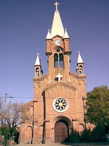 Parroquia Sastre Santa Fe