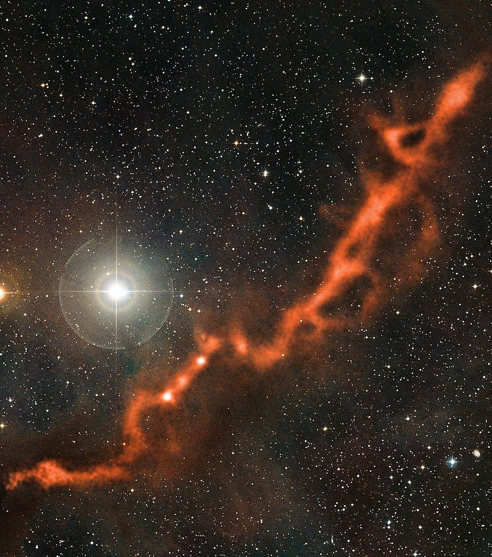 Part of the Taurus Molecular Cloud