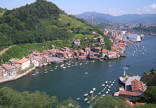 Pasaia Municipality in Basque Country, Spain