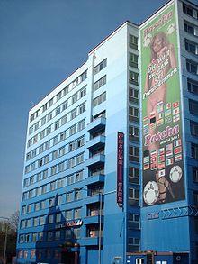 Hotel Koln Neuehrenfeld