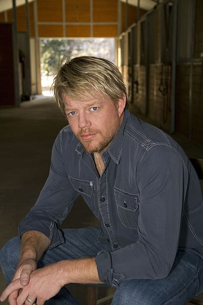 Picture of a band or musician: Pat Green