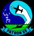Patrol Squadron 69 (US Navy) insignia 1971.png