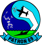 Patrol Squadron 69 (US Navy) insignia 1971.png