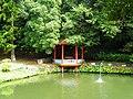 Pavilion beside Chengkung Lake Shore 20131012.jpg