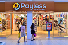 Payless Shoes Australia Bankrupcy