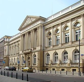 Bank Pekao - Image: Pe Ka O Czackiego 21 23 Warsaw 00