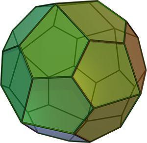 Pentagonal icositetrahedron - Pentagonal icositetrahedron