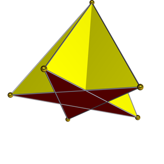 Pyramid (geometry) - Image: Pentagram pyramid