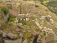 Pergamon Tempel der Hera