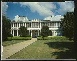 Pershing House, Fort Sam Houston, San Antonio, Texas.jpg