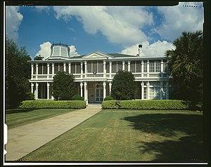 Pershing House - Pershing House Fort Sam Houston