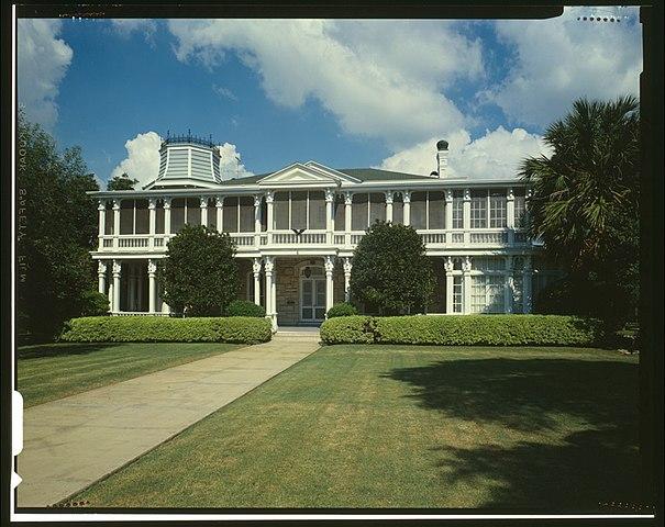 File Pershing House Fort Sam Houston San Antonio Texas