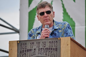 Seattle City Attorney - Image: Pete Holmes at Hempfest 2012 04