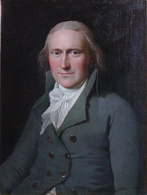 Peter Andreas Heiberg - Peter Andreas Heiberg painted by Jens Juel.
