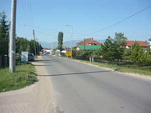 Petrovec Municipality - The village of Petrovec, seat of the municipality