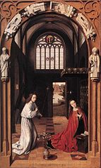 Annunciation and the Adoration of the Christ-Child