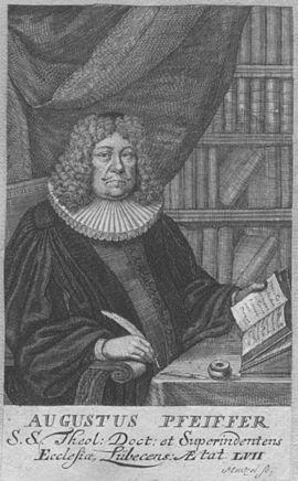August Pfeiffer