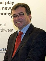 Phil Woolas British politician and government Minister