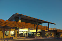 Phoenix-Mesa Gateway Airport Baggage Claim Building