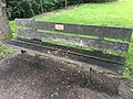 Photograph of a bench (OpenBenches 672).jpg