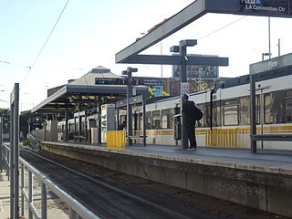 Pico station