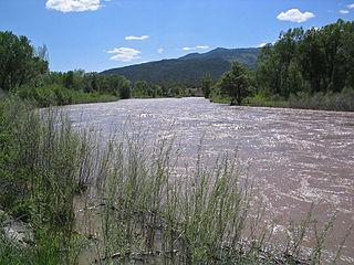 Piedra River (Colorado) river in the United States of America