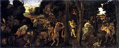 Piero di cosimo, scena di caccia 2.jpg
