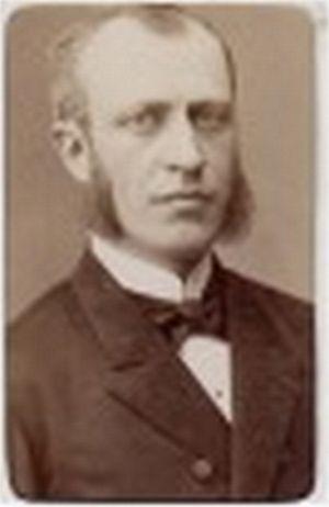 Portrait de Pierre Paul Henri Dominique Boyer de Bouillane